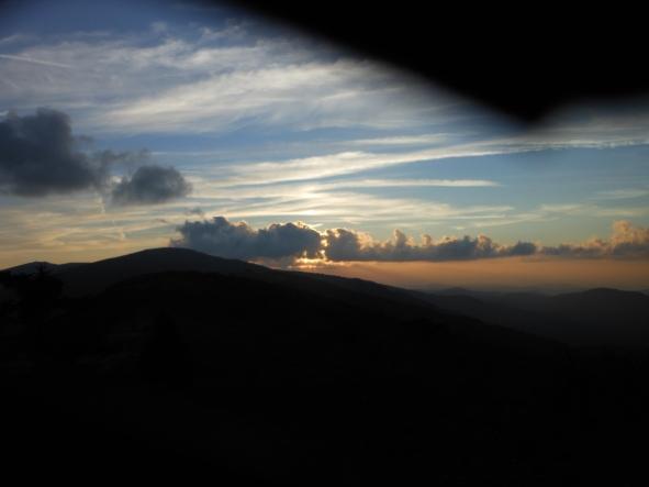 The Appalachian Trail- Roan Mountains